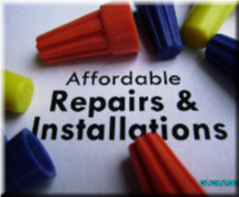 affordable repairs and installations