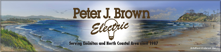Electrician serving North Coastal San Diego